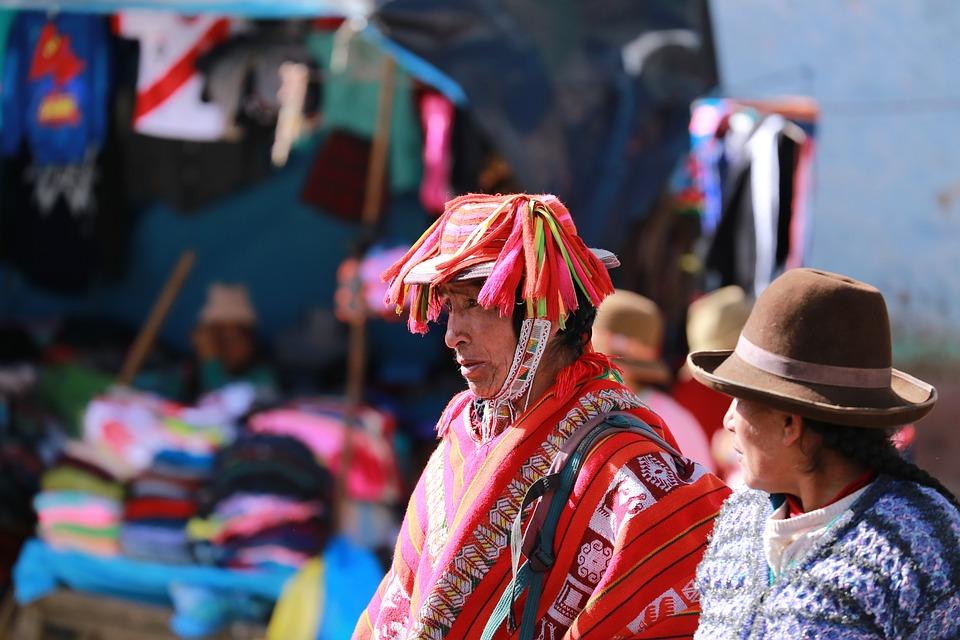 místní Peruánci