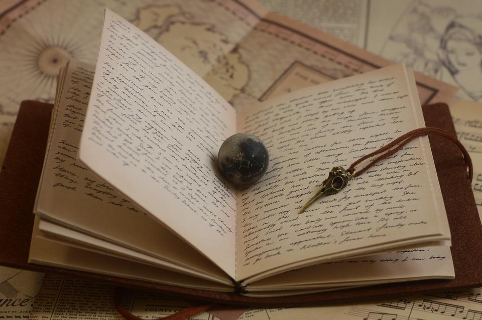 rukopisný text
